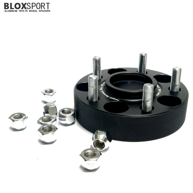 BLOX 35mm Forged Aluminum 7075T6 Wheel Spacers for MAZDA Premacy
