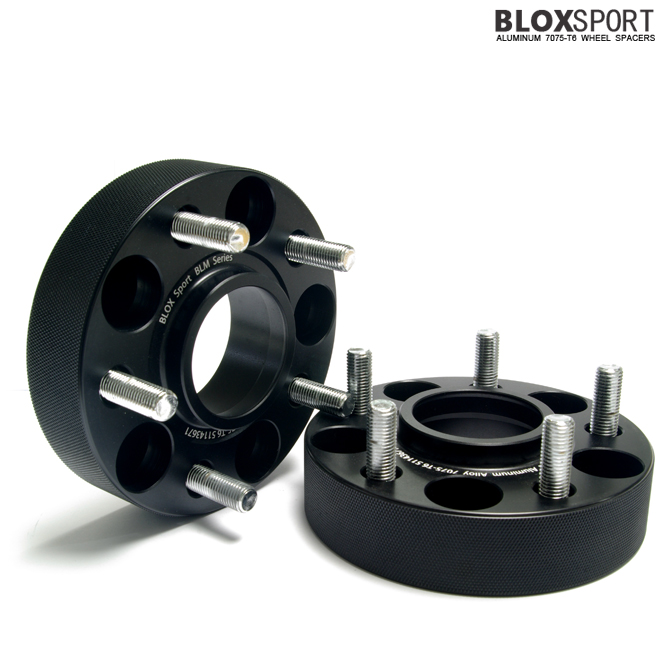 BLOX 35mm Forged Aluminium 7075T6 Wheel Spacers for HYUNDAI IX20