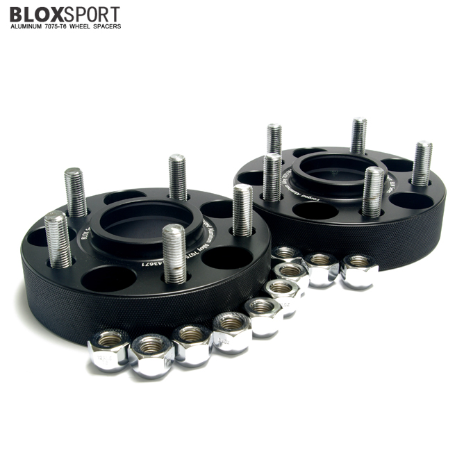 BLOX 35mm Forged Aluminium 7075-T6 Wheel Spacers for MAZDA MX-6