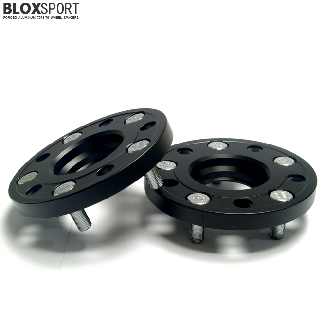 BLOXSPORT 15mm AL 7075T6 Wheel Spacers-Nissan Maxima III (88-94)
