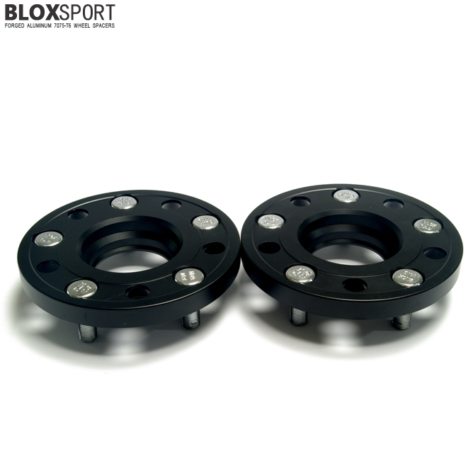 BLOXSPORT 15mm AL 7075T6 Wheel Spacers-Nissan Sentra Sunny 13-