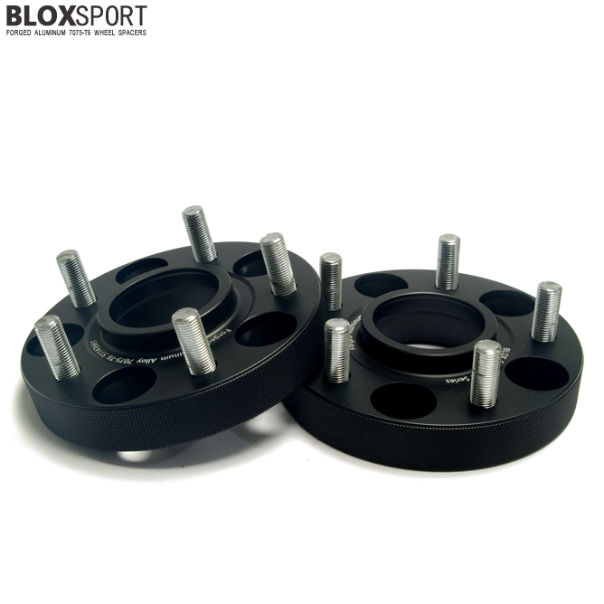 BLOXSPORT 25mm AL 7075T6 Wheel Spacers-Nissan Pathfinder (12- )