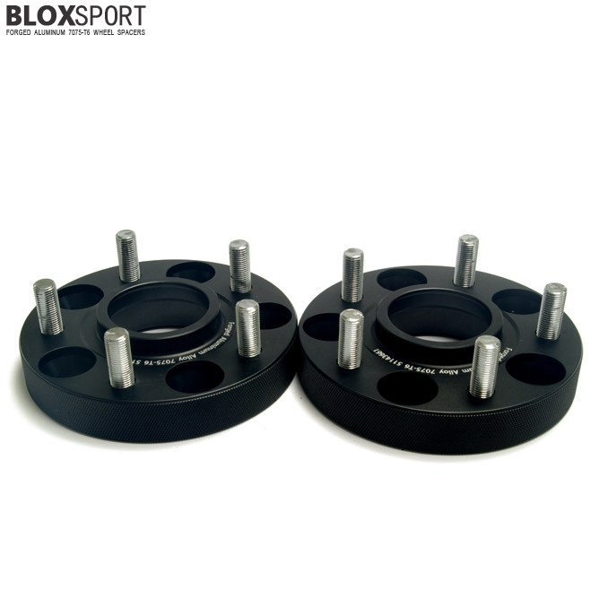 BLOXSPORT 25mm AL 7075T6 Wheel Spacers-Nissan Rogue 1st (08-13)