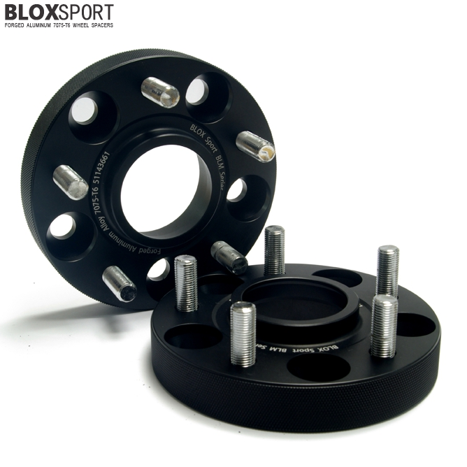 BLOXSPORT 25mm AL 7075T6 Wheel Spacers-Nissan Sentra Sunny 13-