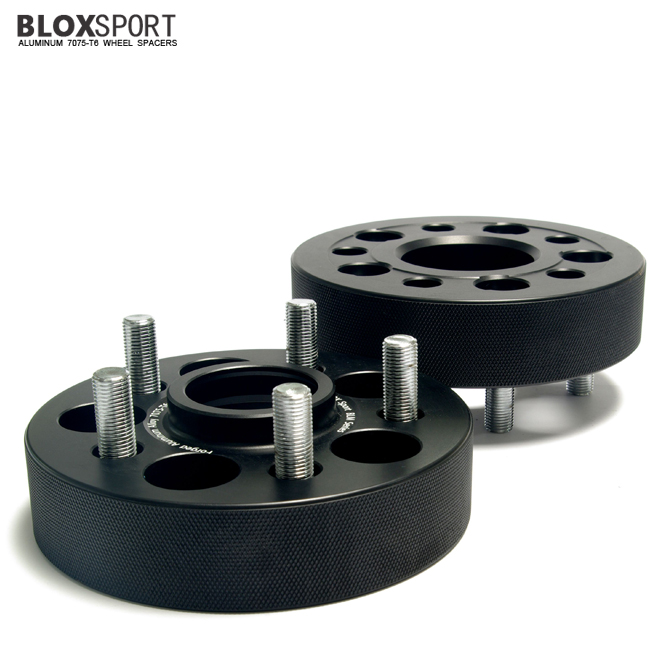 BLOX 30mm Forged Aluminium 7075-T6 Wheel Spacers-SUBARU Forester