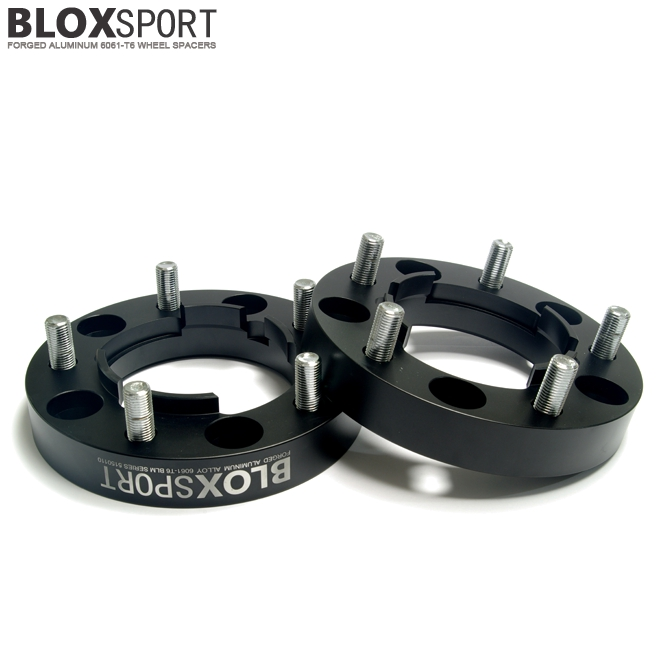 BLOXSPORT 5x150 Forged 6061T6 Special Hub Centric Wheel Spacers