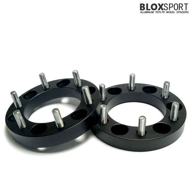BLOX 25mm Forged Aluminum 7075T6 Wheel Spacer-NISSAN Patrol Y61