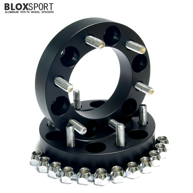 BLOX 30mm Forged Aluminum 7075T6 Wheel Spacer for Opel Monterey