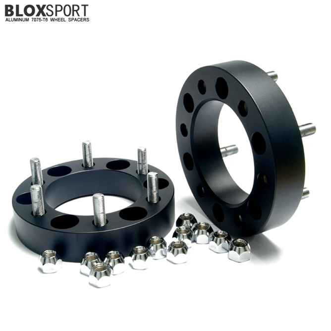 BLOX 30mm Forged Aluminum 7075T6 Wheel Spacer-Ssang Yong Korando