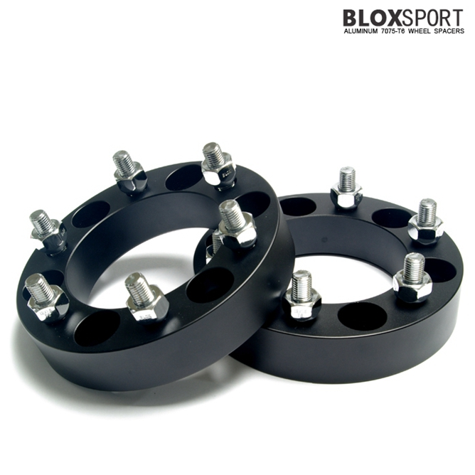 BLOX 30mm Forged Aluminum 7075T6 Wheel Spacer-Ssang Yong Rexton