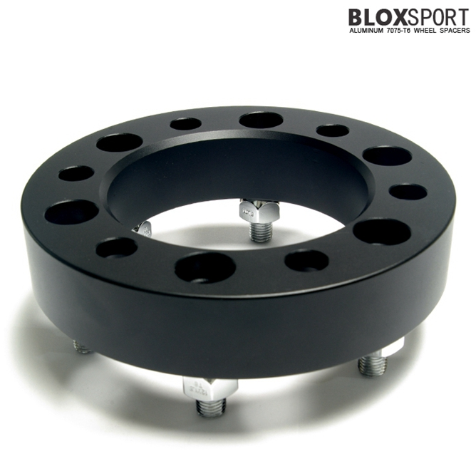 BLOX 35mm Forged Aluminum 7075T6 Wheel Spacer-Ssang Yong Rexton