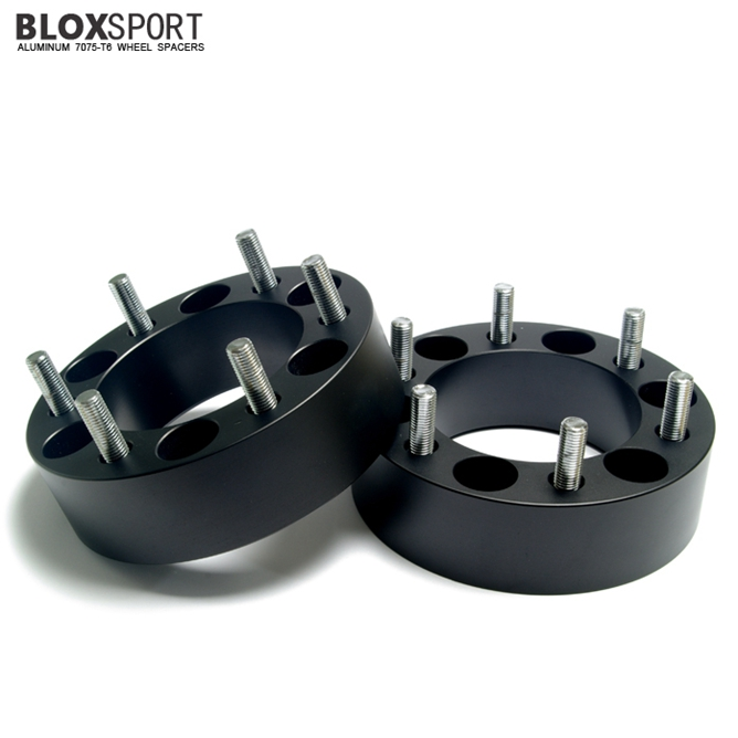 BLOX 50mm Forged Aluminum 7075T6 Wheel Spacer-NISSAN Patrol Y61