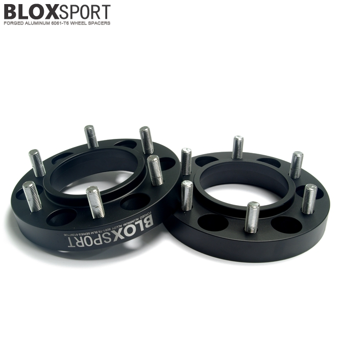 BLOXSPORT 6x139.7 106 Forged 6061T6 Hub Centric Wheel Spacers