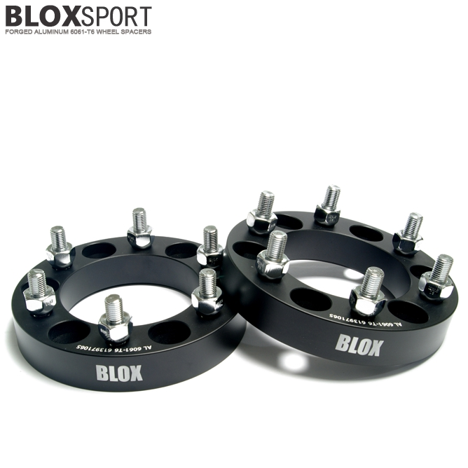 BLOXSPORT 6x139.7 CB:106 Forged 6061T6 Wheel Spacers (Universal)