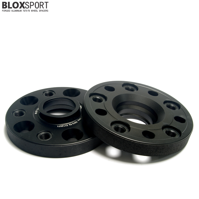 BLOXSPORT 20mm AL 7075-T6 Wheel Spacers - Audi A8 S8 (D2) 97-01
