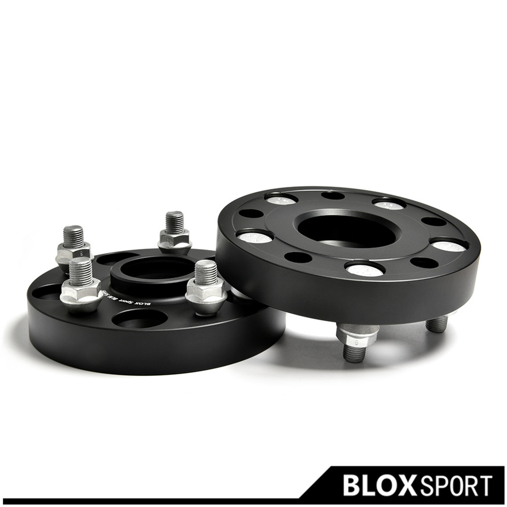 Custom CNC Wheel Spacers Adapters 5x114.3 25MM Ford Probe Escape Jeep Compass