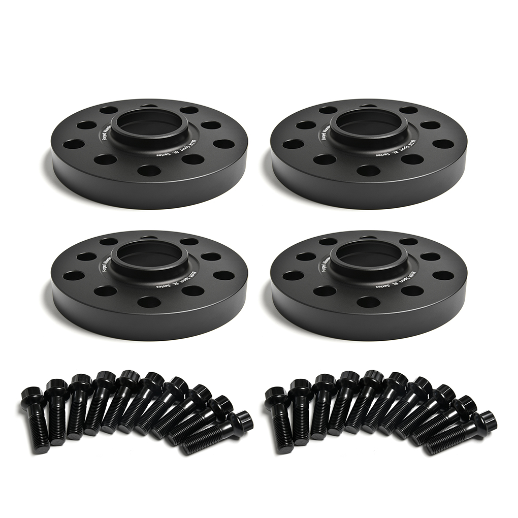 1 Pair of 20mm Hubcentric Wheel Spacers and Bolts for ṾW Scirocco 1974-1992 with Aftermarket Alloys PN.2PHS18+8BM1745169