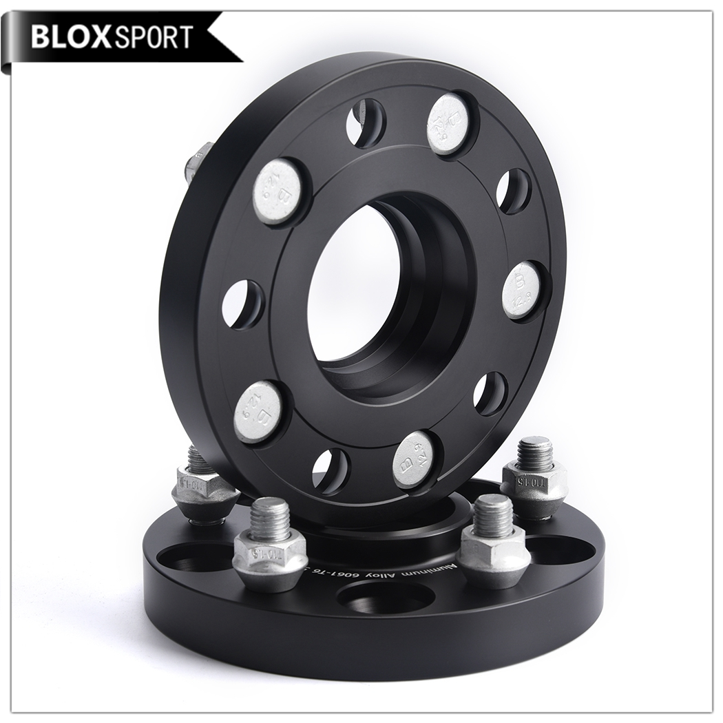 4x20mm 5x114.3 Hubcentric Wheel Spacer For Tesla Model 3