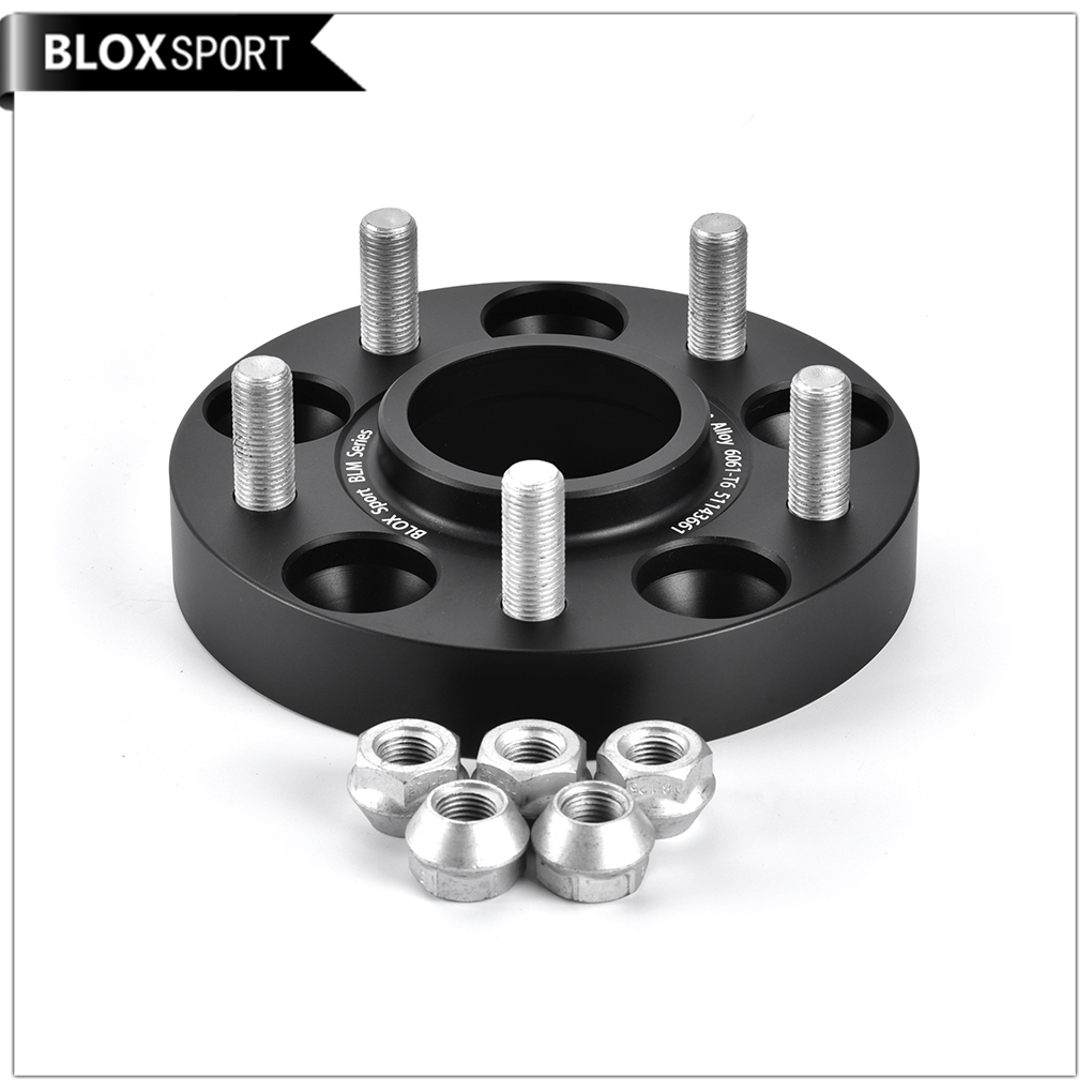2Pc 50mm 5x114.3 Wheel Spacers 5x4.5 CB66.1 For Nissan
