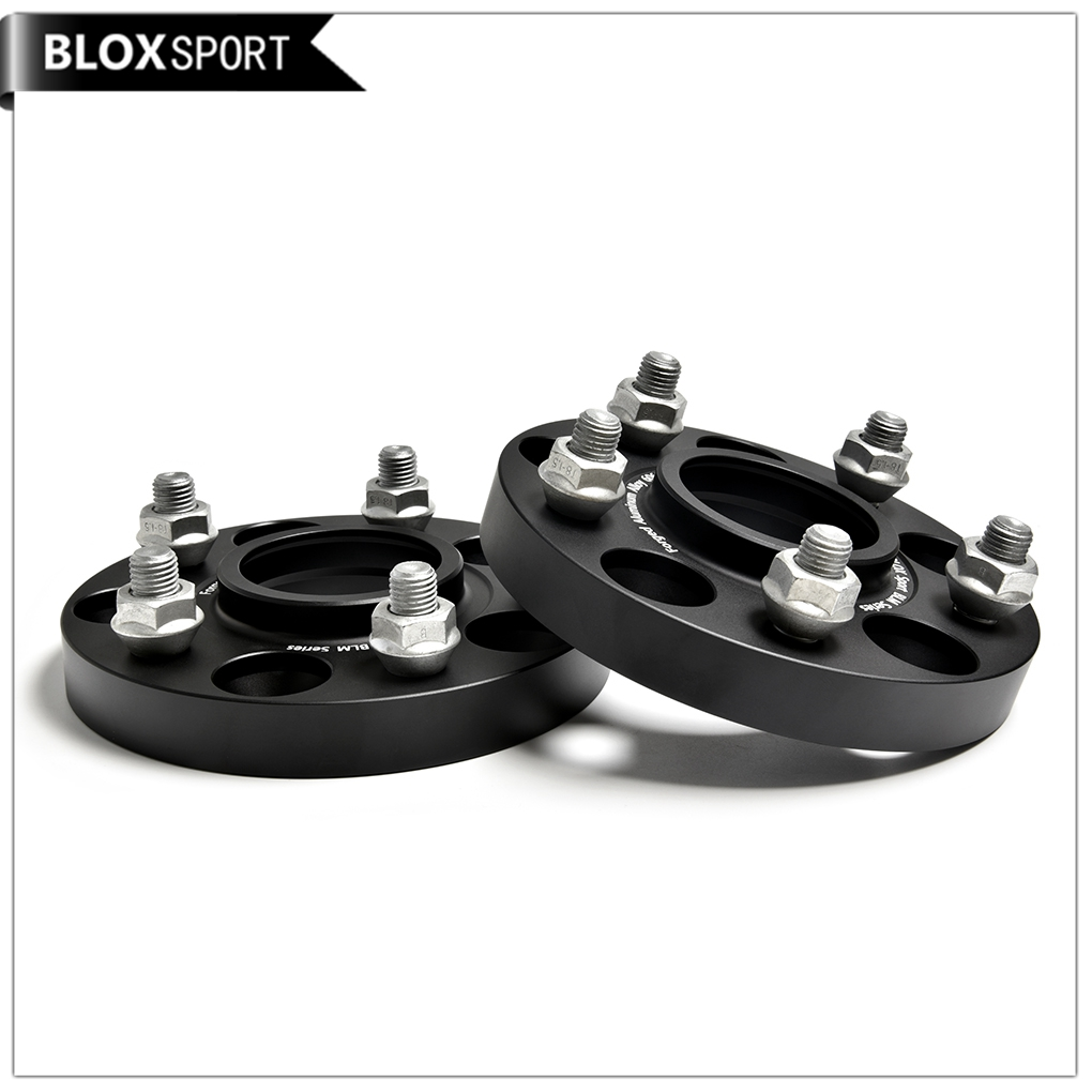 """2pc 2/"""" Wheel Spacers for Acura CL Integra MDX RSX Adapters Lugs Studs 5x4.5 th"""