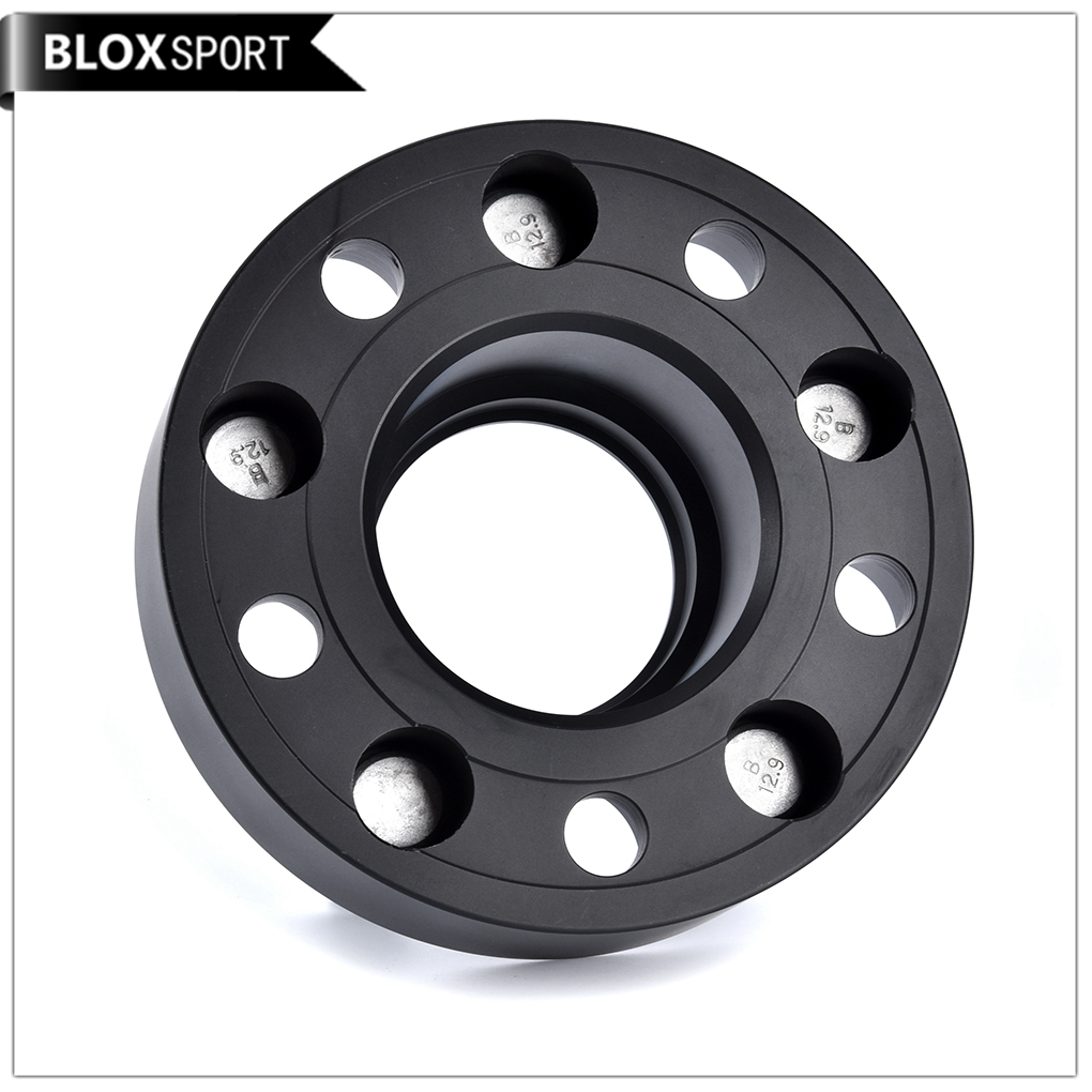 Pair 40mm 5x114.3 Hubcentric Wheel Spacer For Ford Mustang