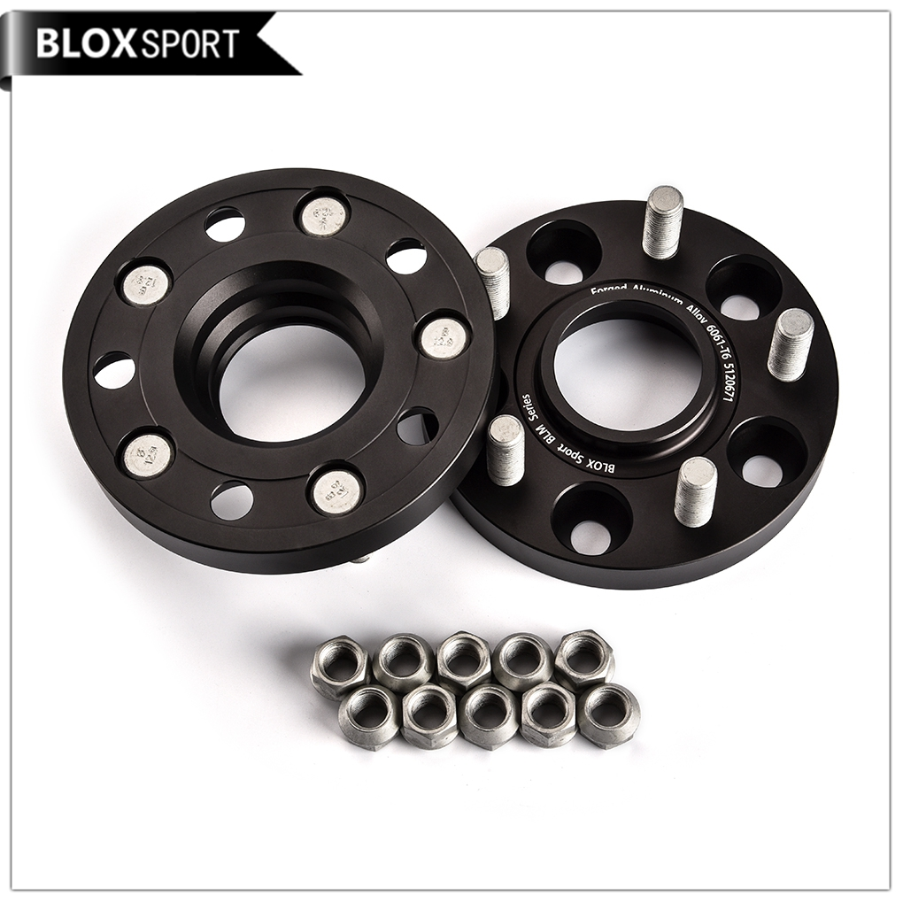 35mm Hubcentric Wheel Spacers 4pcs For Tesla Model S Model